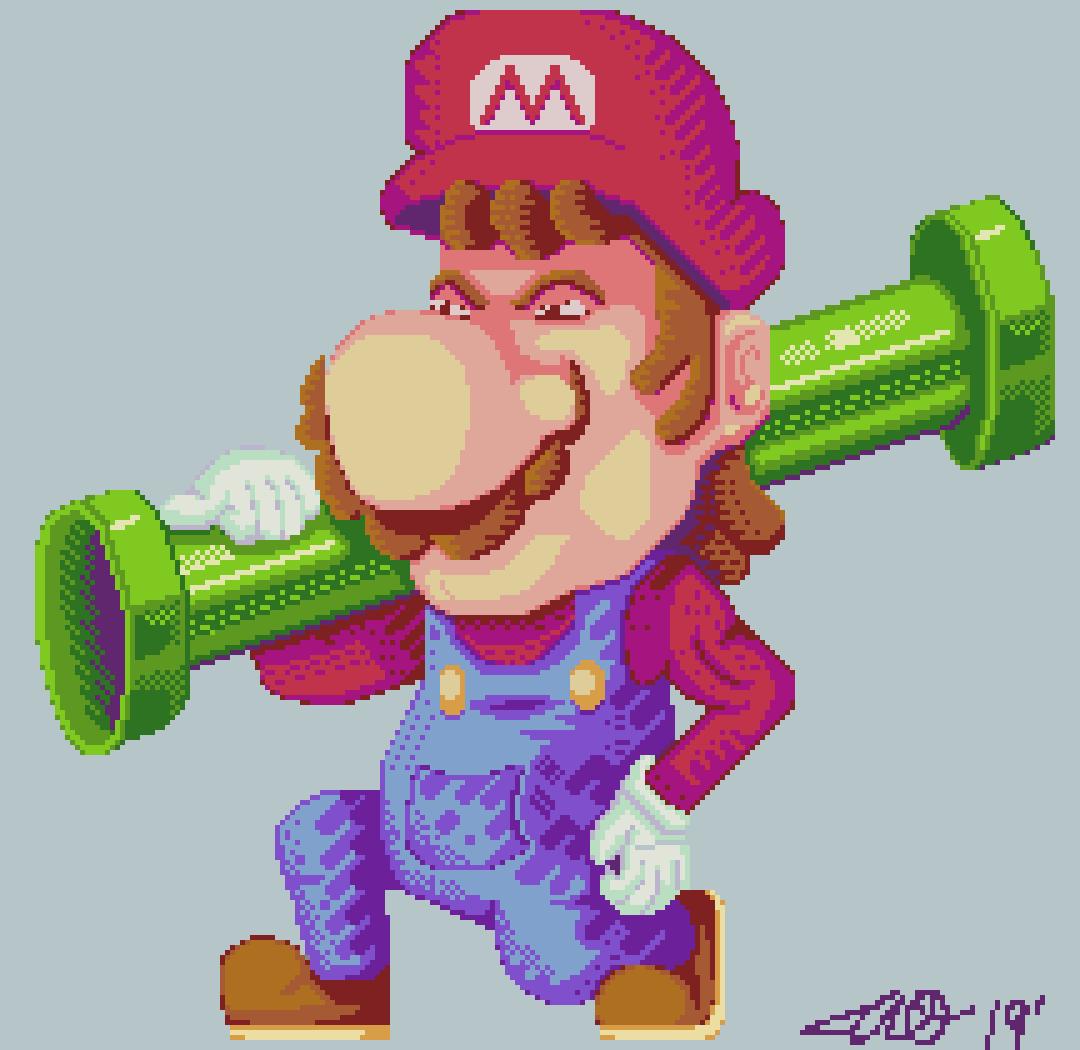Mario2019HD